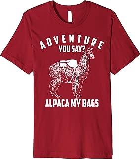 alpaca bag shirt