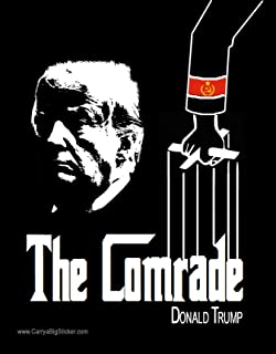 Best comrade trump bumper sticker Reviews