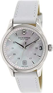 Victorinox Casual Watch For Women Analog Leather - 241661
