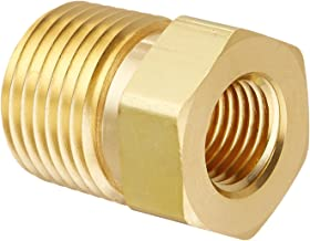 1//8 Tube to Pipe Pack of 10 Pack of 10 NPT Branch Tee 1//8 Parker W379PLP-2-2-pk10 Composite Push-To-Connect NPT Fitting