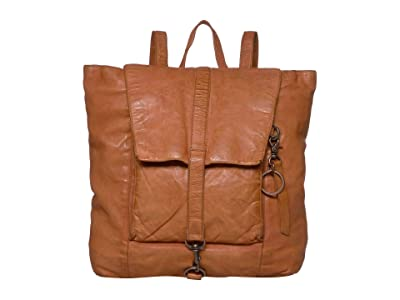 FRYE AND CO. Rubie Backpack (Burnt Orange) Backpack Bags