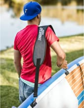 THURSO SURF Adjustable SUP and Surfboard Carrier Easy Carry Storage Strap Shoulder Sling