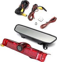 $135 » RED WOLF for Chevrolet Chevy Express/GMC Savana 2500 3500 2003-2019 3rd Third Brake Light Backup Reverse Camera + 4.3 inch...