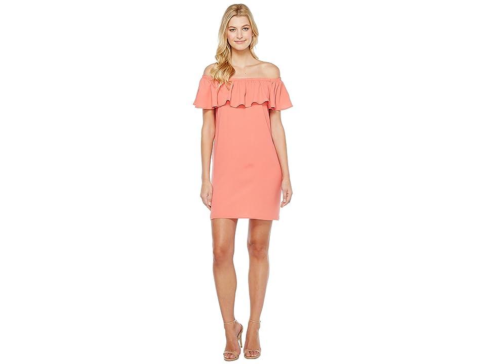 CATHERINE Catherine Malandrino Candy Dress (Watermelon Julep) Women