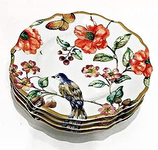222 Fifth Ambri Salad Plate Set of Four 9