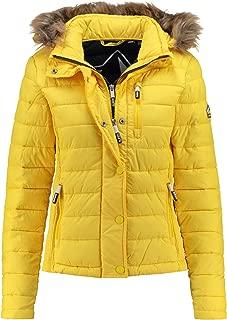 Best superdry fuji jacket womens yellow Reviews