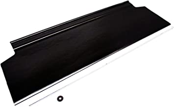 honda lawn mower rear shield