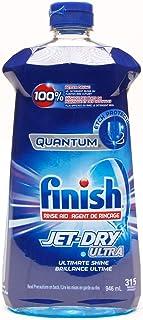 Finish Quantum Rinse Aid Jet-Dry Ultra Ultimate Shine, 32 Fl. Oz / 946 ml - 315 Washes