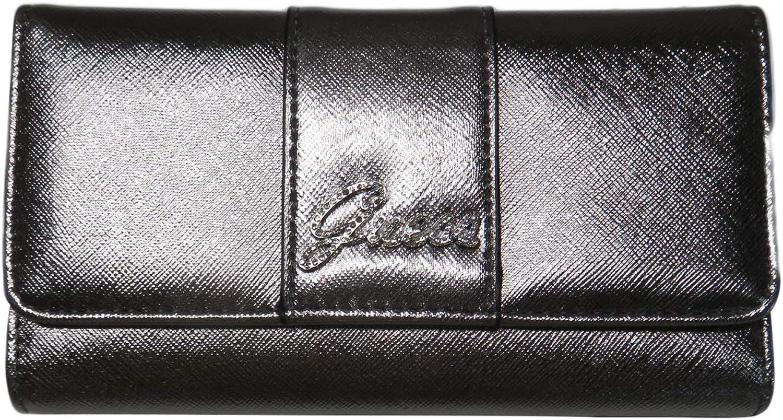Guess Women's Wallet Monay SLG Gunmetal