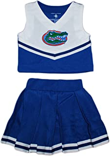 University of Florida Gators Toddler and Youth 2-Piece Cheerleader Dress