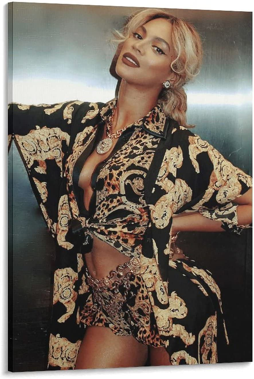 Manufacturer direct delivery Import HSFD Rapper Beyonce Charming Decorative Paint Sexy Poster