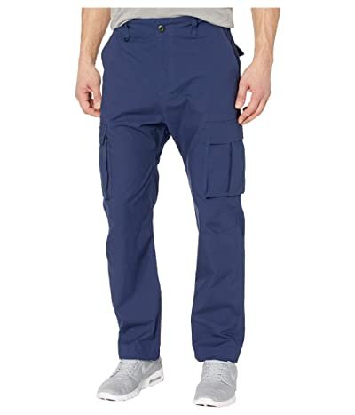 Nike SB SB Flex FTM Cargo Pants (Midnight Navy) Men