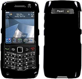 MyBat MYBAT Blackberry 9100 Solid Phone Protector Cover - Retail Packaging - Black