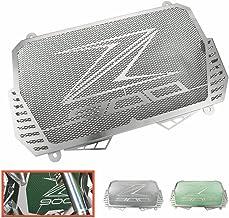RONSHIN Rejilla Protectora para radiador de Motocicleta para Kawasaki ER-6N 12-16
