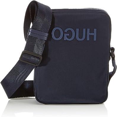 HUGO Record_ns Zip Stoff-und Strandtasche