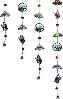 Rv_Art Decorative Elephant toran Wall Hanging showpiec Pack of 2 Piece