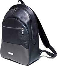 TecknoMonster(テクノモンスター) バッグパック リュック バッグ 書類鞄 ブランド メンズ レディース レザー 本革 カーボンファイバー イタリア製