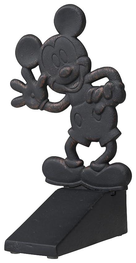 皮肉なスナッチ付属品タカショー ミッキーマウス ドアストッパー