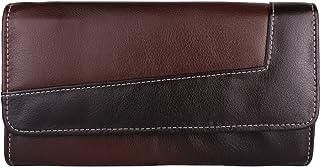 IIK Collection Black & Brown Women's Wallet
