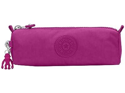 Kipling Freedom Pouch (Bright Pink) Handbags