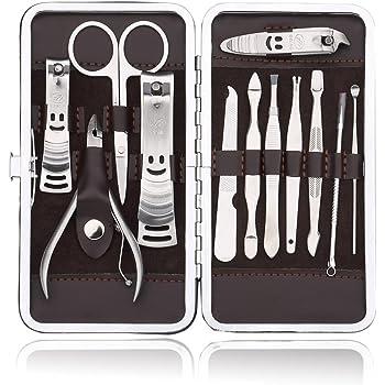Foolzy 12 in 1 Manicure Pedicure Kit