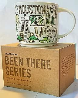 Starbucks Been There Series Coffee Mug (Houston)