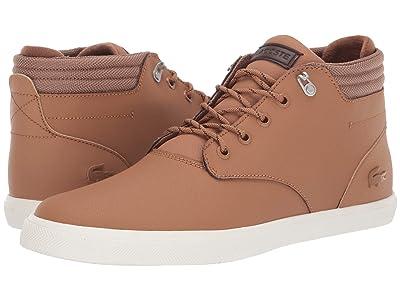 Lacoste Esparre Winter C 319 1 (Light Brown/Brown) Men