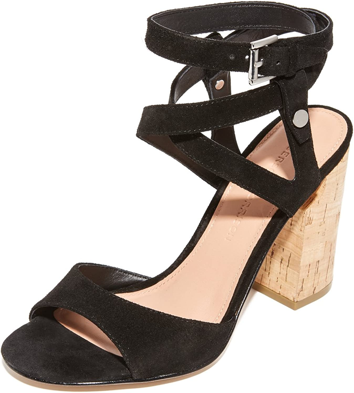 Sigerson Morrison Womens Paulina Open Toe Dress Heels