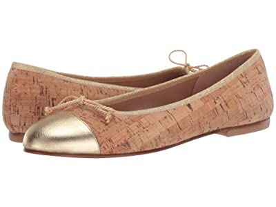 French Sole Vanity (Cork/Platino) Women