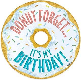 forget my birthday