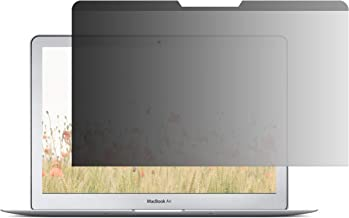AmazonBasics Slim Magnetic Privacy Screen Filter for 12 Inch MacBook