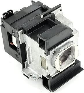 eWo's PANASONIC ET-LAA110 Projector Lamp Bulb with housing Replacement for PANASONIC PT-LZ370 PT-AR100 AH1000