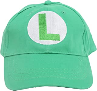 Xcoser Fashion Super Bros Baseball Hat Cap for Adult