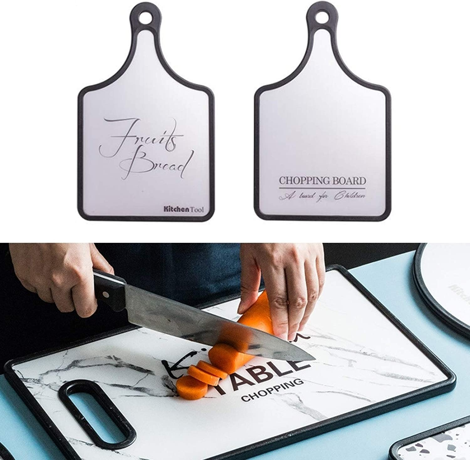Home Artifact Max 43% OFF Plastic Max 80% OFF Mildew PP Board Small Chopping D Household