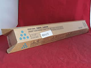 Ricoh 841423 Type MPC3501 OEM Toner: Cyan Yields 16,000 Pages