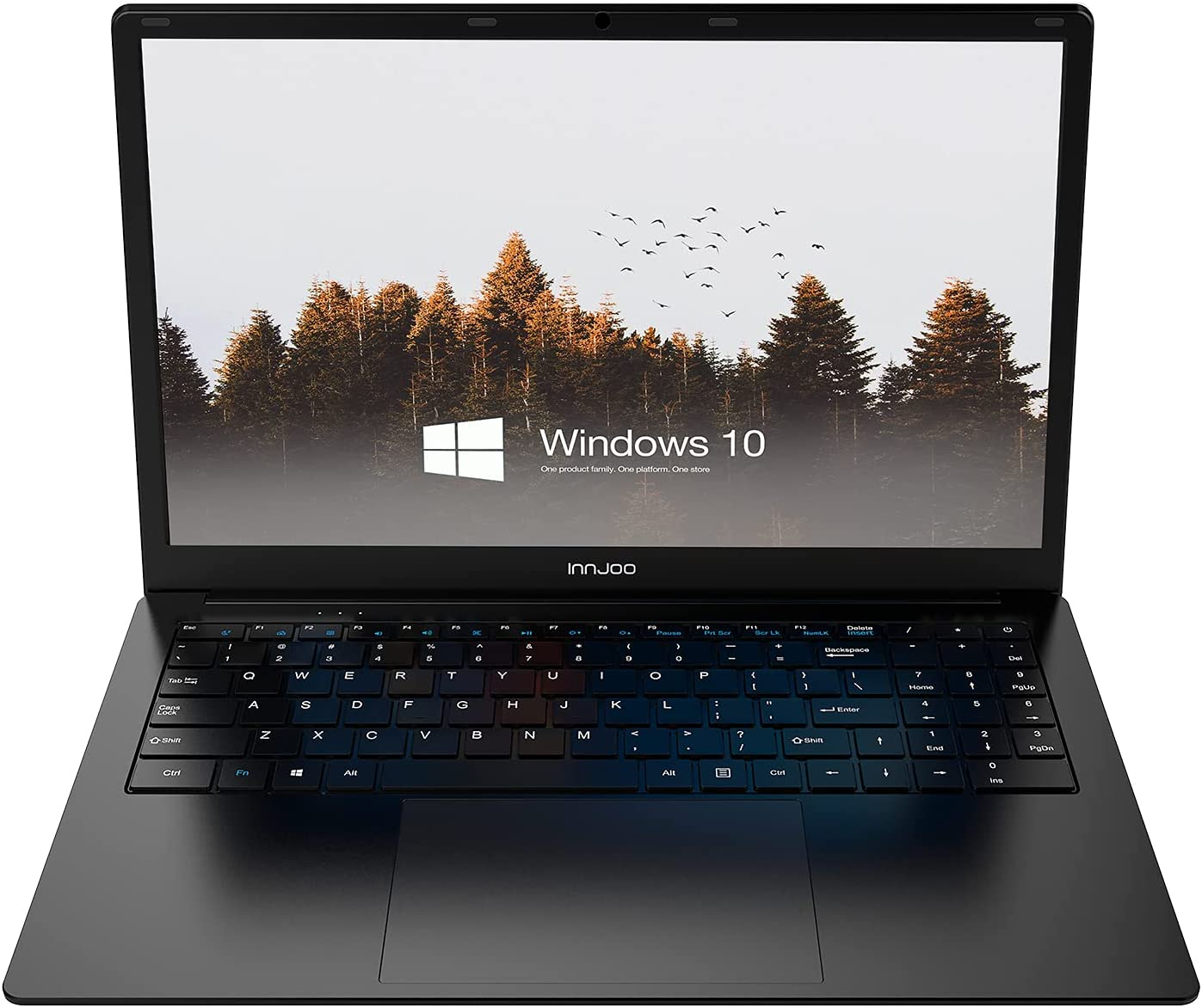 innjoo Portátil VOOM Excellence Pro 15.6 Pulgadas 8 GB RAM – 512 GB SSD – Intel Celeron N4020 - WiFi - Bluetooth - Windows 10