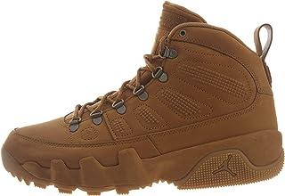 1c12afbf3053 Nike Men s Air Jordan 9 Retro Boot NRG Wheat Brown AR4491-700
