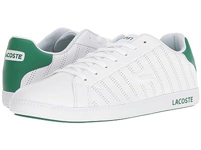 Lacoste Graduate 318 1 (White/Green) Men