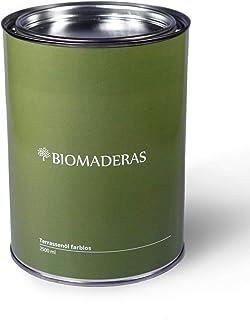 BioMaderas Terrassenöl mit UV-Schutz 2,5l, farblos