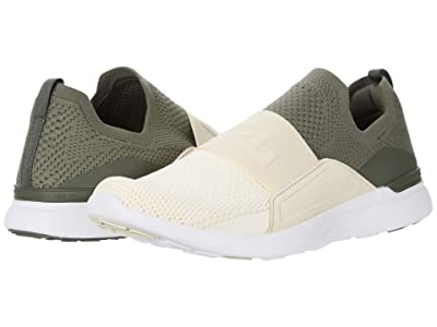 Athletic Propulsion Labs (APL) Techloom Bliss (Fatigue/Parchment/Pristine) Women