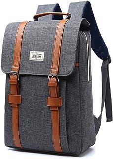 """comprar comparacion Mochila con doble correa, con 3 bolsillos, uno de los cuales para un ordenador de hasta 15"""", hecha de nailon impermea..."""