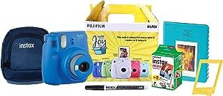 Fujifilm Instax Mini 9 Joy Box (Cobalt Blue)