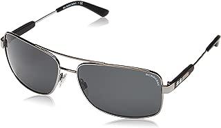 Sunglasses BE 3074 100387 Gunmetal 63mm
