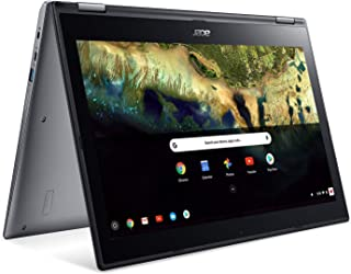 Acer Chromebook Spin 15 CP315-1H Convertible Laptop, Pentium N4200, 15.6in Full HD Touch, 4GB LPDDR4, 64GB eMMC, Google Chrome (Renewed)