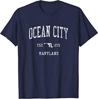 ocean city maryland t shirt shop