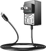 Raspberry Pi Power Supply, SoulBay 5V 3A Micro USB AC Adapter with 6Feet Long Cord for Raspberry Pi 3 2 Model B/B+ Pi A/A+...
