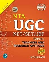 Best ugc net paper 1 books Reviews