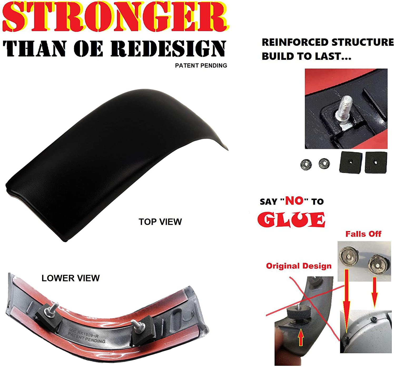 CF Advance Compatible with Ford F-350 F-250 Store F-450 2008-2016 F-55 discount