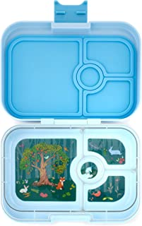 Yumbox Panino Leakproof Bento Lunch Box Container for Kids & Adults (Luna Blue)