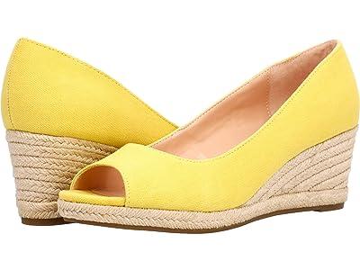 Bandolino Nuri 7 (Bold Yellow) Women